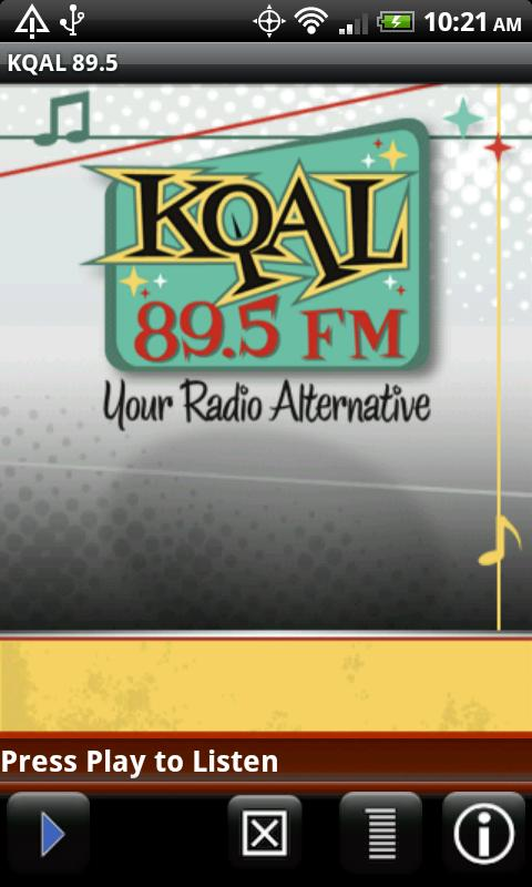KQAL 89.5 - screenshot