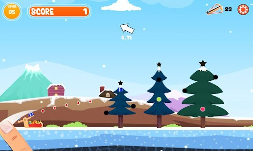 Holiday Sling Shot Deluxe- screenshot thumbnail