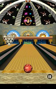 Bowling Paradise Pro screenshot
