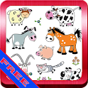 Animals Farm Sounds icon