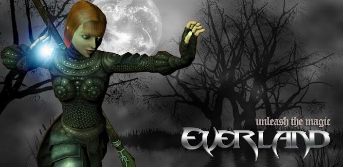 [3D RPG] Everland