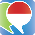 Learn Indonesian Phrasebook icon