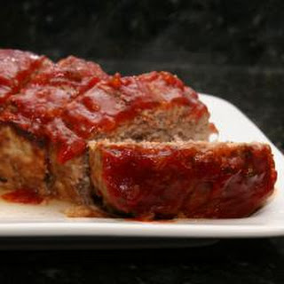 Hot 'n Sweet Pepper and Onion Meat Loaf