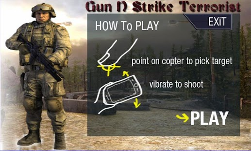 GUN N STRIKE TERRORIST - screenshot thumbnail
