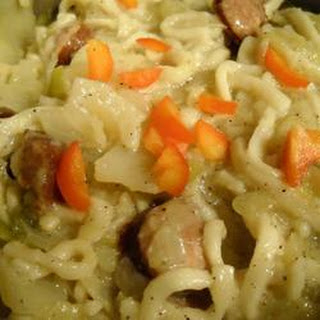 Polish Noodles Recipes.