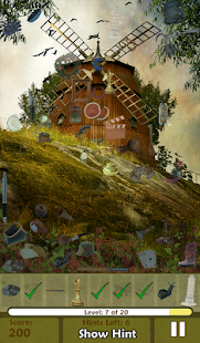 Hidden Object - Country Living