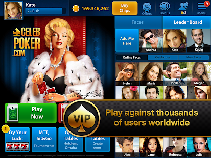 Texas Holdem Poker VIP - screenshot thumbnail