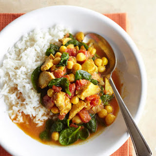 Slow Cooker Indian Chicken Stew.