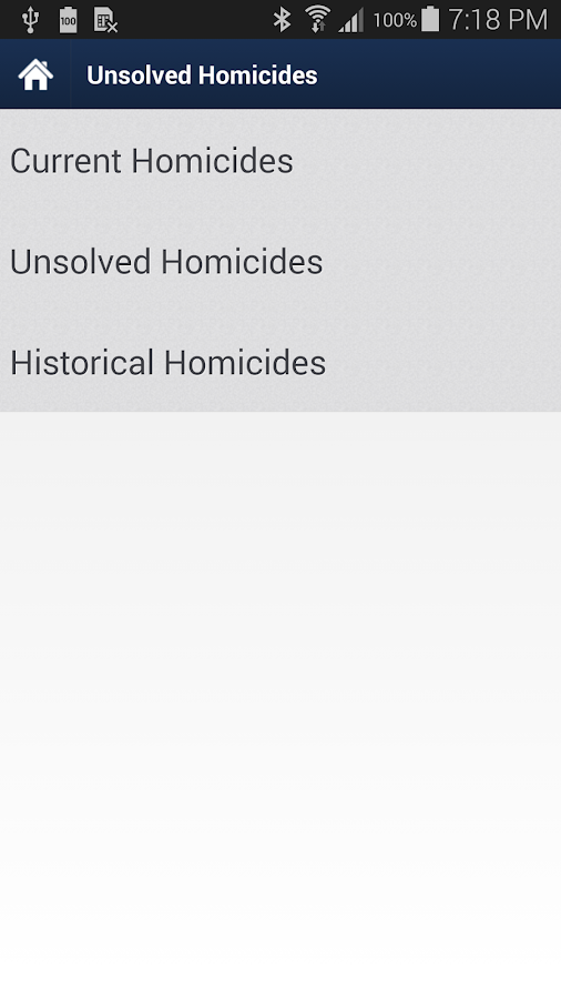 Edmonton Police Service Mobile- screenshot