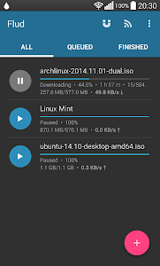 Flud - Torrent Downloader v1.2.4