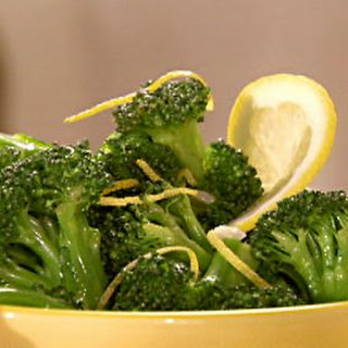 Roasted Broccoli with Garlic Recipe