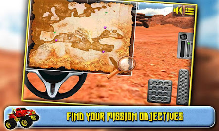 3D Monster Truck Driving 1.6 screenshot 41585
