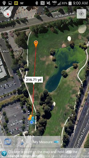 My GPS Distance