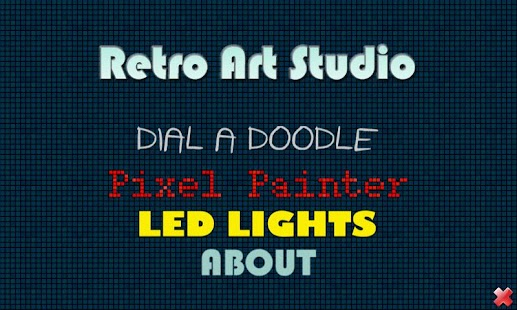 Retro Art Studio - screenshot thumbnail