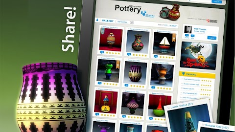 Let's Create! Pottery Screenshot 3
