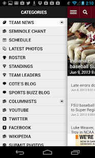 Noles Football - screenshot thumbnail