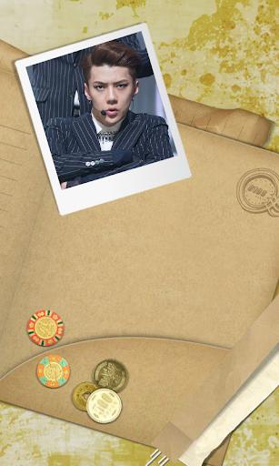 EXO Sehun Live Wallpaper 03