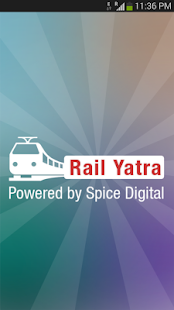 Rail Yatra- screenshot thumbnail