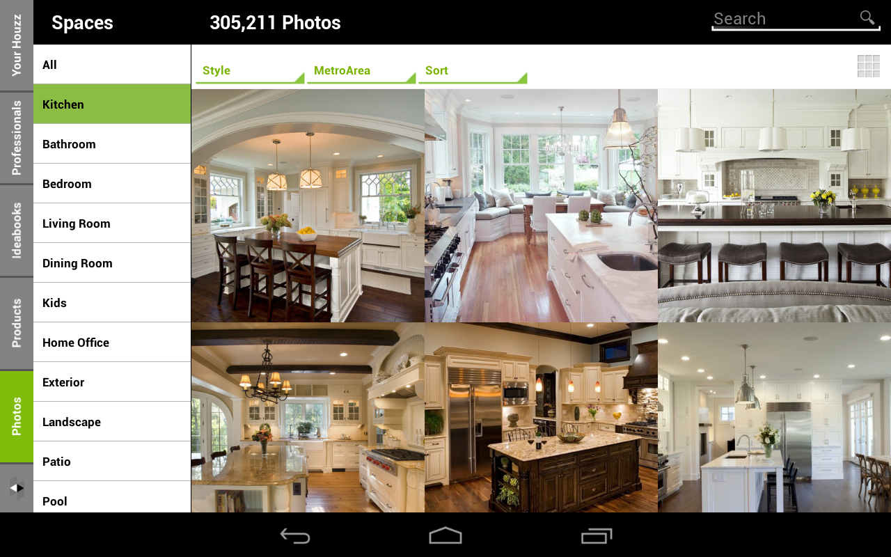 Download the houzz interior design ideas android apps on Interior design ideas app