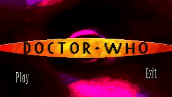 Doctor Who 8-Bit Beta- screenshot thumbnail