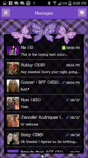 GO SMS - SCS274