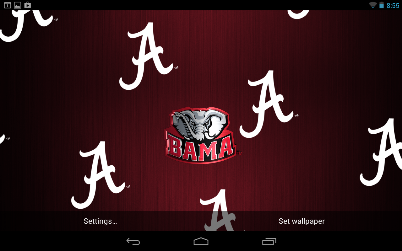 Alabama Live Wallpaper HD - Android Apps on Google Play