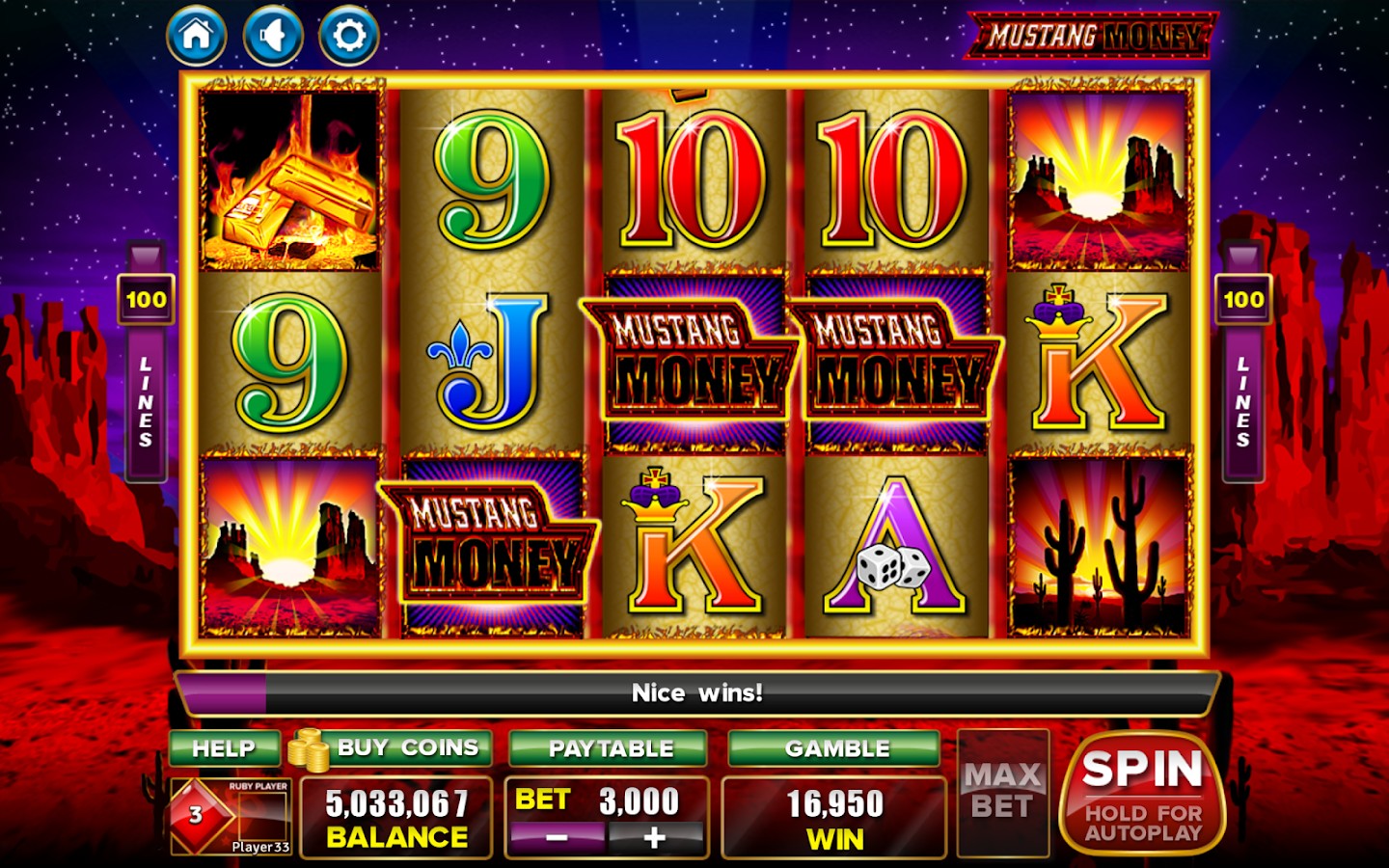 ainsworth slots demos lebanon