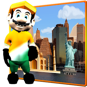 Indian Mario New York City Run for PC and MAC