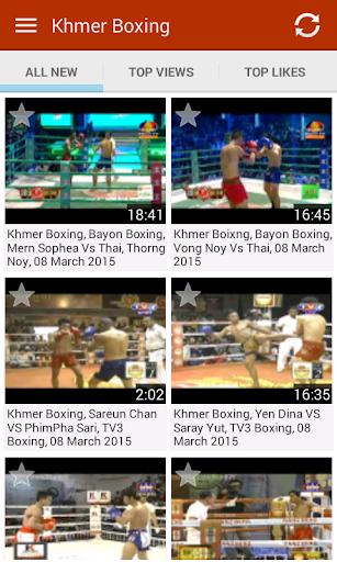 Khmer Boxing Pro