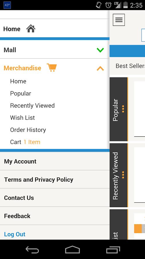 CURewards - screenshot