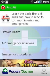 Pocket First Aid Pro- screenshot thumbnail