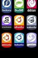 Screenshot of Linux Ricordari