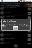 Screenshot of Achievements 4 Spiderman