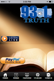 Bible Teaching Radio 24x7-WLEB- screenshot thumbnail