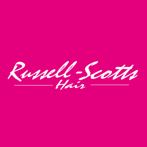 Russell-Scotts Hair LOGO-APP點子