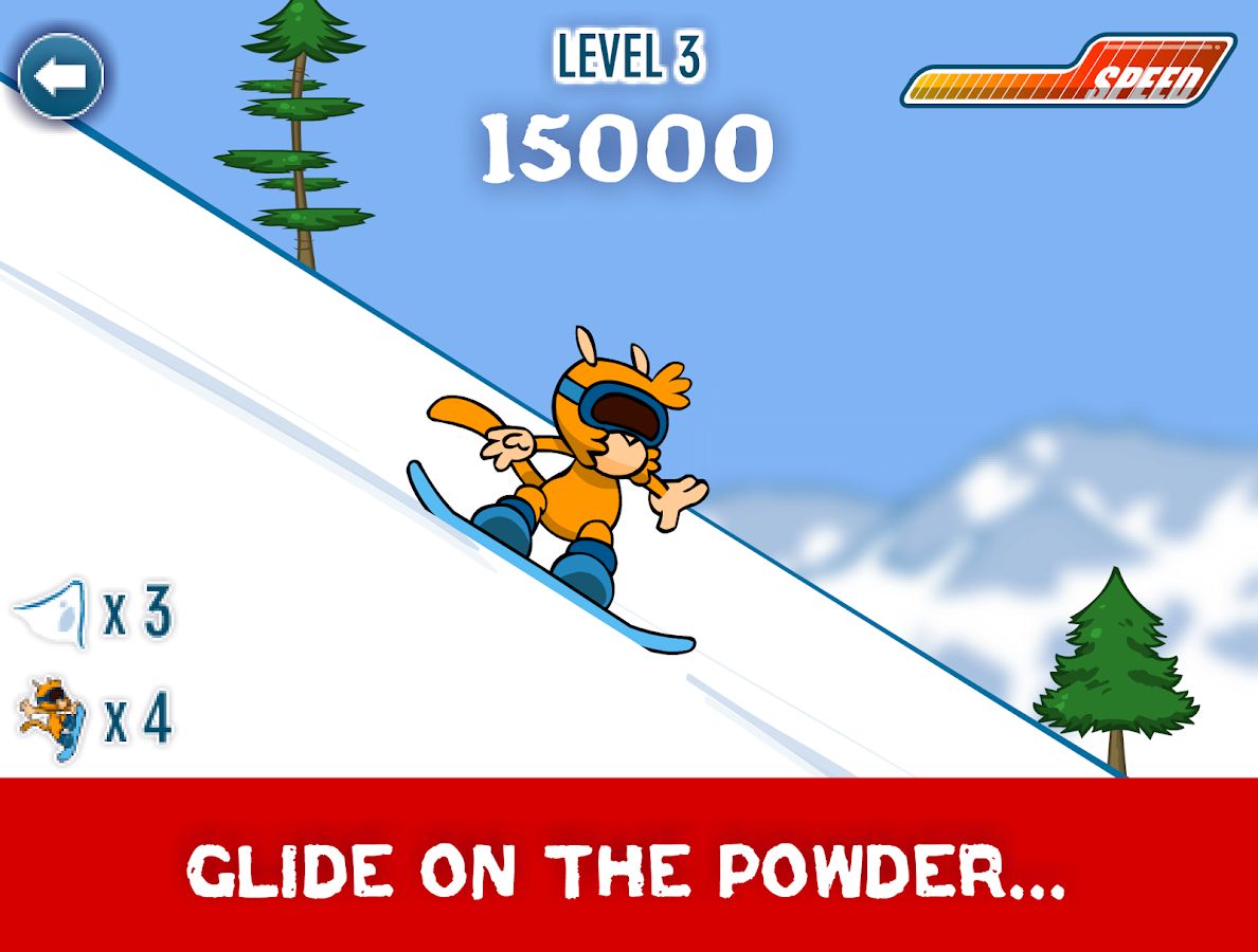 Xtrem Snowboarding- screenshot