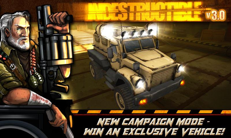 Screenshots of INDESTRUCTIBLE for iPhone