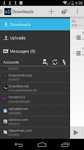 ShareDownloader- screenshot thumbnail
