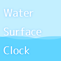 Water Surface Clock LWP Trial icon