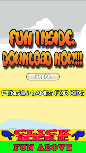 Penguin Games for Kids