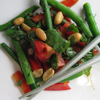 Thai Green Bean Salad.