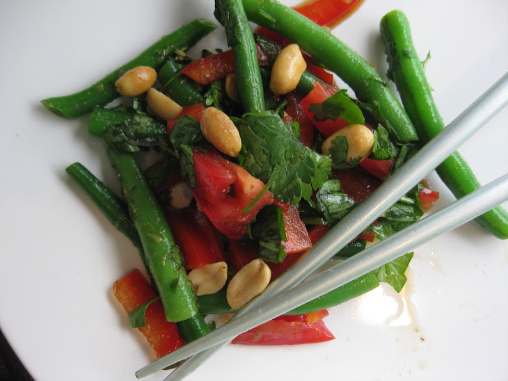 Thai Green Bean Salad Recipe
