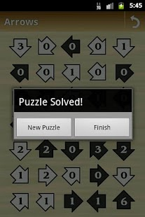 Arrow Puzzles- screenshot thumbnail