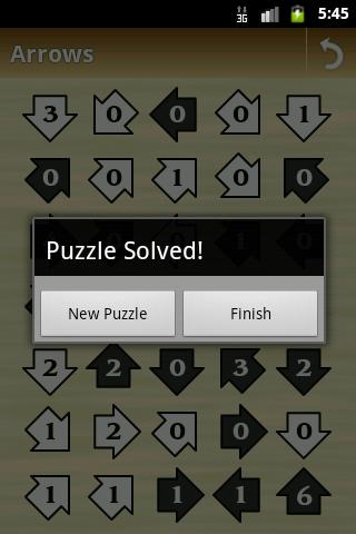 Arrow Puzzles- screenshot