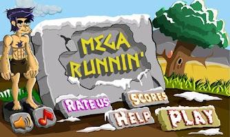 Screenshot of Mega Running