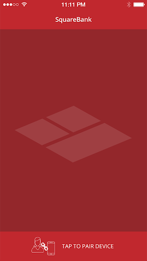 Square Bank - White Label Demo