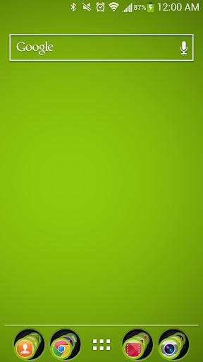 Green Theme Nova