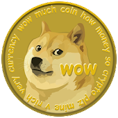 Doge Coin Clock