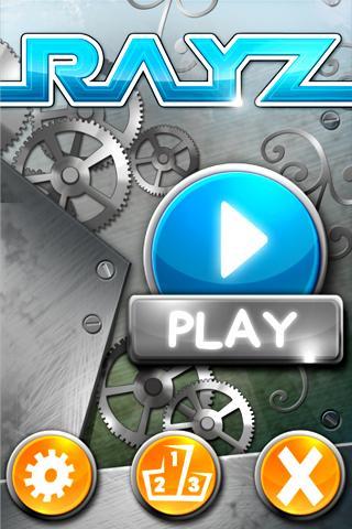Rayz - screenshot