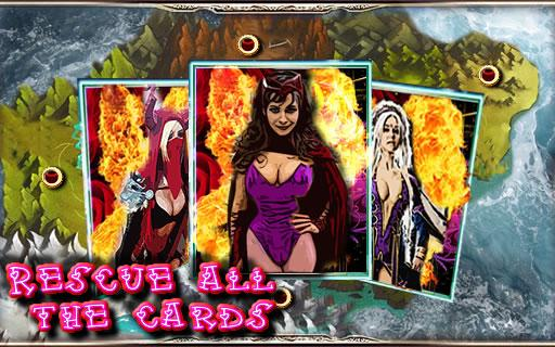 sexy girl card game FREE
